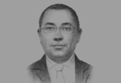 Désiré Guedon, Minister of Energy and Water Resources