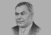 Mohammad Hamed, Minister of Energy and Mineral Resources