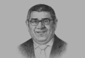 Azzam Sleit, Minister of Information and Communications Technology (ICT)