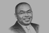 Uche Orji, Managing Director and CEO, Nigerian Sovereign Investment Authority (NSIA)