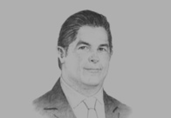 Carlos Fernández, President, Chamber of Commerce, Industries and Agriculture of Panama