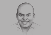 Jambu Palaniappan, Regional General Manager for Middle East and Africa, Uber