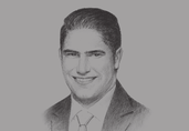 Ahmed Abou Hashima, Chairman and CEO, Egyptian Steel
