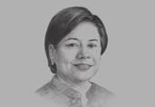 Senator Cynthia A Villar, Chairperson, Senate Committee on Agriculture and Food