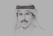 Sheikh Abdulla bin Saoud Al Thani, Governor, Qatar Central Bank (QCB)