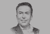 Issam Darwish, Executive Vice-Chairman and Group CEO, IHS Towers