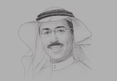 Khalid Balkheyour, President and CEO, Arabsat