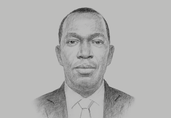 Richard Anamoo, Director-General, Ghana Ports and Harbours Authority (GPHA)