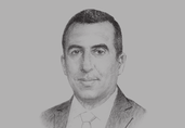 Yazid Benmouhoub, General Manager, Algiers Stock Market