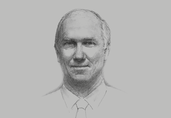 Peter Graham, Managing Director and CEO, Ok Tedi Mining; and Chairman, Kumul Minerals Holdings