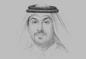 Hamad Al Ibrahim, Executive Vice-President, Qatar Foundation Research and Development (QF R&D); and Chairman, Qatar Science & Technology Park (QSTP)