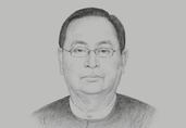 U Win Khaing, Minister of Electricity and Energy