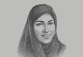 Rauda Al Saadi, Director-General, Abu Dhabi Smart Solutions and Services Authority (ADSSSA)