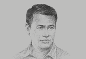 Amran Sulaiman, Minister of Agriculture