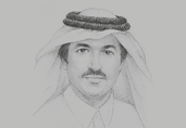 Ahmad Al Sayed, Minister of State; and Chairman, Qatar Free Zones Authority (QFZA)