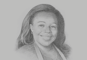 Christine Logbo-Kossi, Executive Director, Chamber of Mines of Côte d'Ivoire