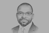 Eric Amoussouga, CEO for Francophone Africa, General Electric