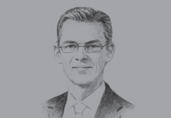 Peder Sondergaard, CEO of Africa and Middle East Region, APM Terminals