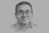 James Lau, Managing Director, Rimbunan Hijau PNG
