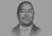 Etienne Ngoubou, Minister of Petroleum, Energy and Hydroelectric Resources