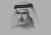 Saeed Mohammed Al Tayer, Managing Director and CEO, Dubai Electricity and Water Authority (DEWA) (