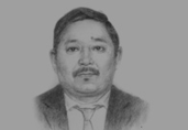 D. Damba, President, Mongolian National Mining Association