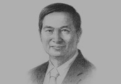 Plew Trivisvavet, President and CEO, CH. Karnchang (CK)