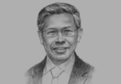 Mustapa Mohamed, Minister of International Trade and Industry (MITI)