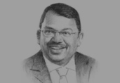 Sunny Verghese, Group Managing Director and CEO, Olam International