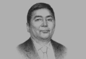 Luimed Gansukh, Former Minister of Environment and Tourism