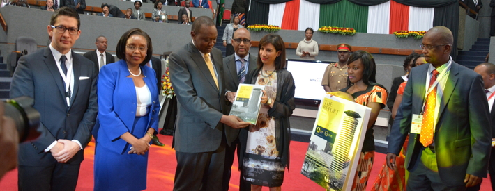 Launch of The Report: Kenya 2014