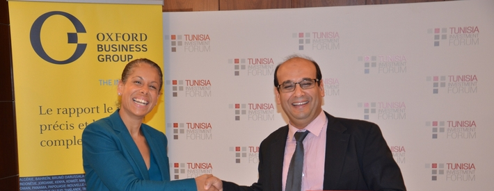 OBG covers the impact of strong rise in foreign direct investment in Tunisia
