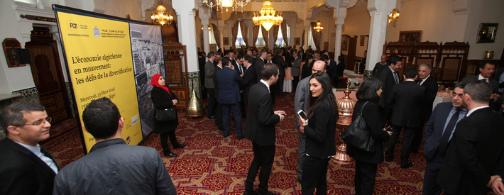 Oxford Business Group's 10th Anniversary in Algeria