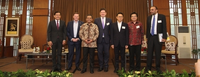 Indonesia 2017 report launch event