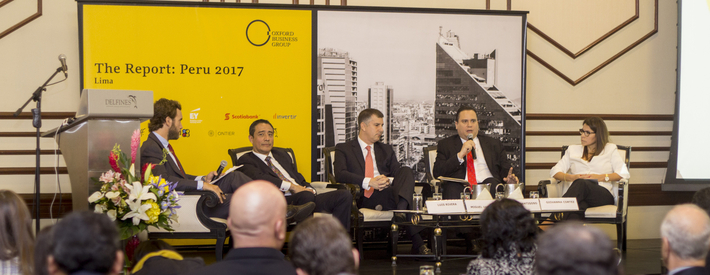 Panel Discussion During the Launch of the Report: Peru 2017