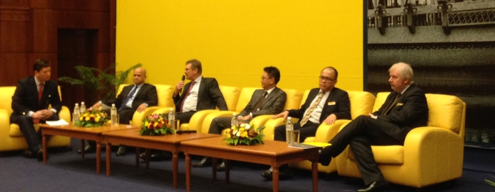 Panel Discussion At The Launch Of The Report: Brunei Darussalam 2014