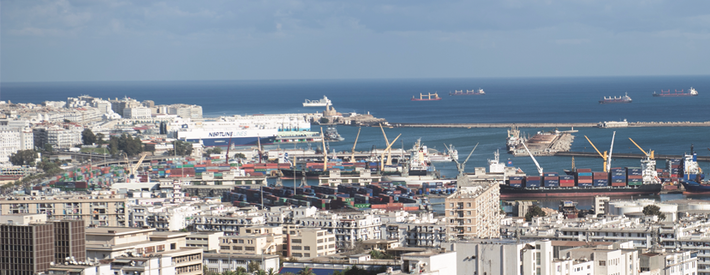 Port Activities in Algeria