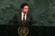 Crown Prince Hussein