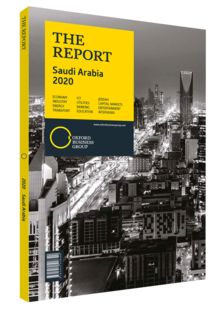 Cover of The Report: Saudi Arabia 2020