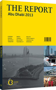 Cover of The Report: Abu Dhabi 2013