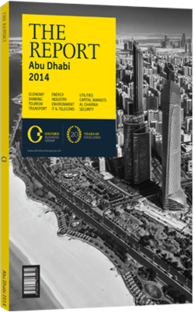 Cover of The Report: Abu Dhabi 2014