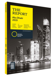 Cover of The Report: Abu Dhabi 2019
