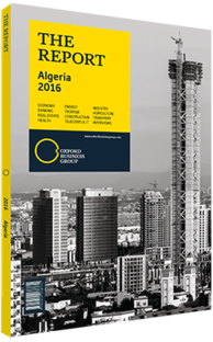 Cover of The Report: Algeria 2016