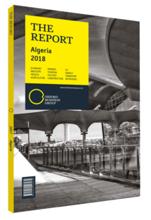 Cover of The Report: Algeria 2018