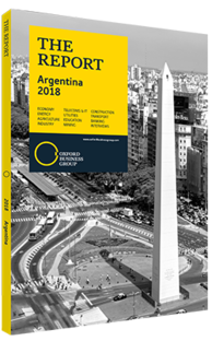 Cover of The Report: Argentina 2018