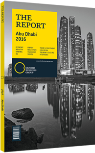 Cover of The Report: Abu Dhabi 2016