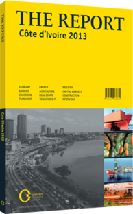 Cover of The Report: Côte d'Ivoire 2013