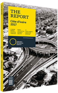 Cover of The Report: Côte d'Ivoire 2017