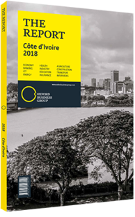 Cover of The Report: Côte d'Ivoire 2018