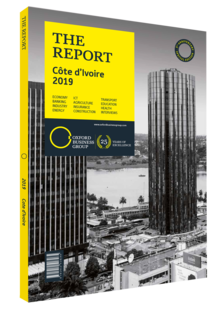 Cover of The Report: Cote d'Ivoire 2019